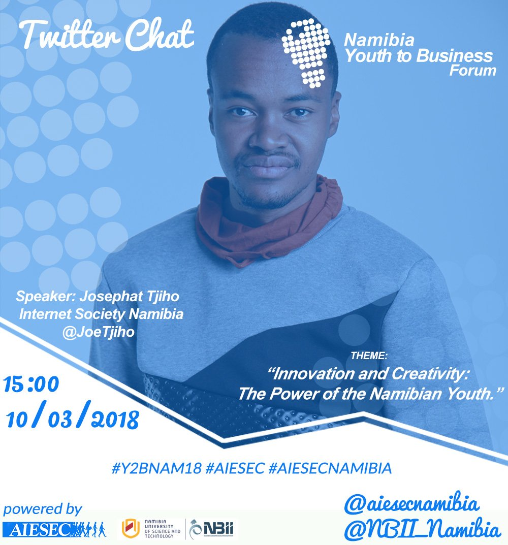 Namibia Youth to Business Forum